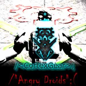 Acheter CortexGear AngryDroids Clé Cd Comparateur Prix