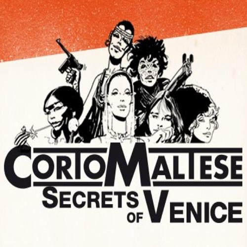 Corto Maltese Secrets of Venice