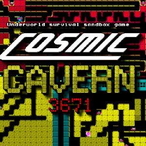 Acheter Cosmic Cavern 3671 Clé Cd Comparateur Prix
