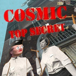 Acheter Cosmic Top Secret Clé CD Comparateur Prix