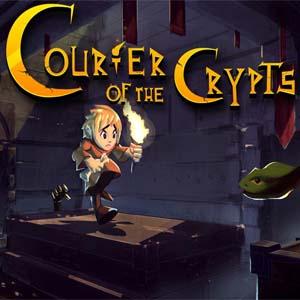 Acheter Courier of the Crypts Clé Cd Comparateur Prix