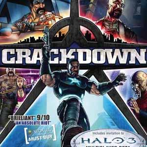 Acheter Crackdown Xbox 360 Code Comparateur Prix