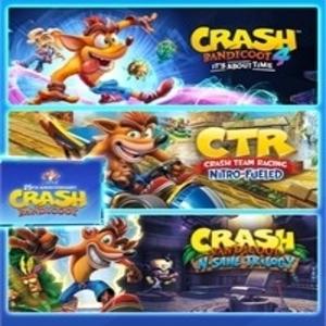 Crash Bandicoot Crashiversary Bundle