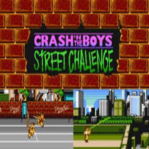 Crash n the Boys Street Challenge