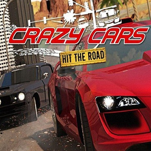 Acheter Crazy Cars Hit the Road Clé Cd Comparateur Prix