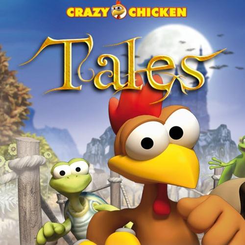 Acheter Crazy Chicken Tales Clé Cd Comparateur Prix