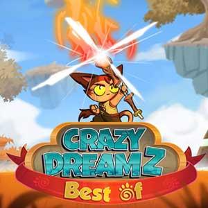 Acheter Crazy Dreamz Best Of Clé CD Comparateur Prix