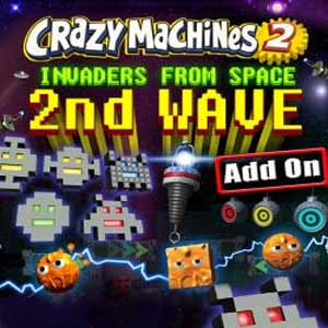 Acheter Crazy Machines 2 Invaders From Space 2nd Wave Clé Cd Comparateur Prix