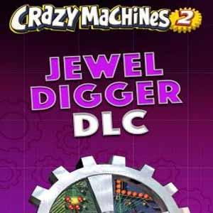 Acheter Crazy Machines 2 Jewel Digger Clé Cd Comparateur Prix