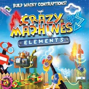 Acheter Crazy Machines Elements Clé Cd Comparateur Prix