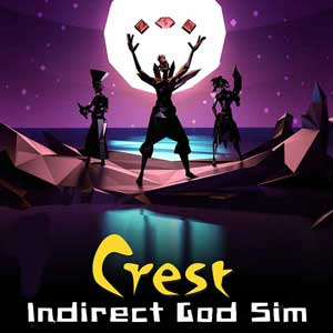 Crest an indirect god sim