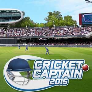 Acheter Cricket Captain 2015 Clé Cd Comparateur Prix