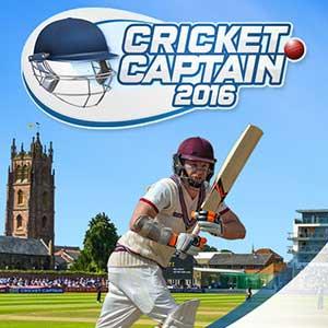Acheter Cricket Captain 2016 Clé Cd Comparateur Prix