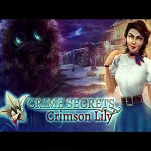Acheter Crime Secrets Crimson Lily Clé Cd Comparateur Prix