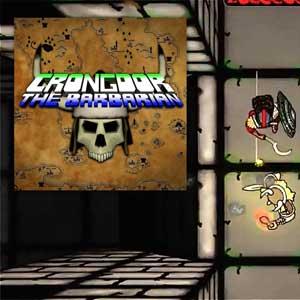 Crongdor the Barbarian