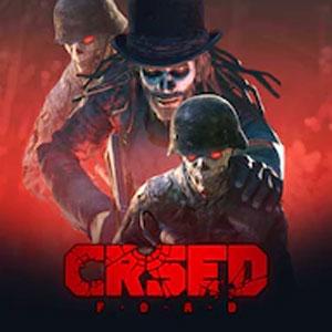 Acheter CRSED F.O.A.D. Metal Zombie Bundle PS4 Comparateur Prix