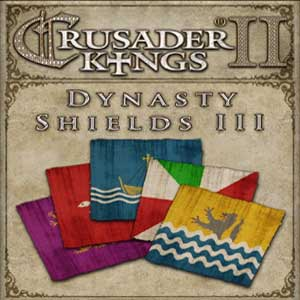 Acheter Crusader Kings 2 Dynasty Shield 3 Clé CD Comparateur Prix