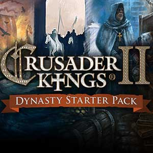 Acheter Crusader Kings 2 Dynasty Starter Pack Clé CD Comparateur Prix
