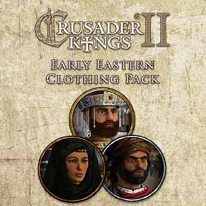 Acheter Crusader Kings 2 Early Eastern Clothing Pack Clé Cd Comparateur Prix