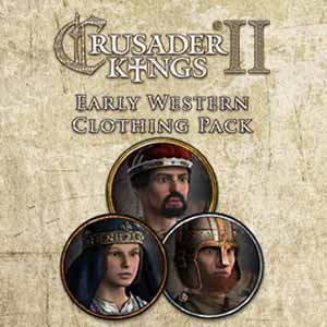 Acheter Crusader Kings 2 Early Western Clothing Pack Clé Cd Comparateur Prix