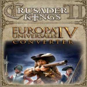 Acheter Crusader Kings 2 Europa Universalis 4 Converter Clé Cd Comparateur Prix