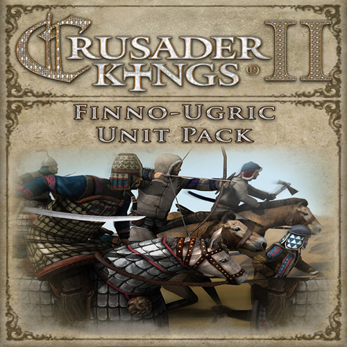 Acheter Crusader Kings 2 Finno Ugric Unit Pack Cle Cd Comparateur Prix