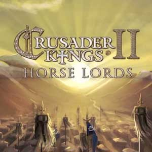 Crusader Kings 2 Horse Lords