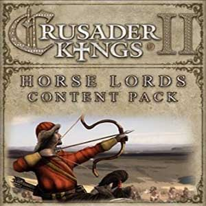 Acheter Crusader Kings 2 Horse Lords Content Pack Clé Cd Comparateur Prix