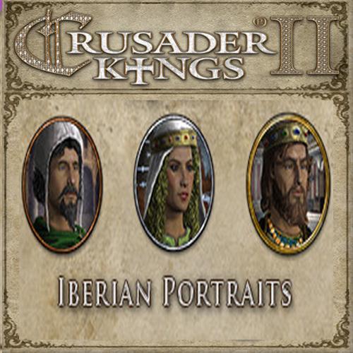 Crusader Kings 2 Iberian Portraits