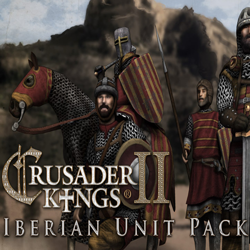 Acheter Crusader Kings 2 Iberian Unit Pack Clé Cd Comparateur Prix