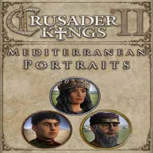 Crusader Kings 2 Mediterranean Portraits