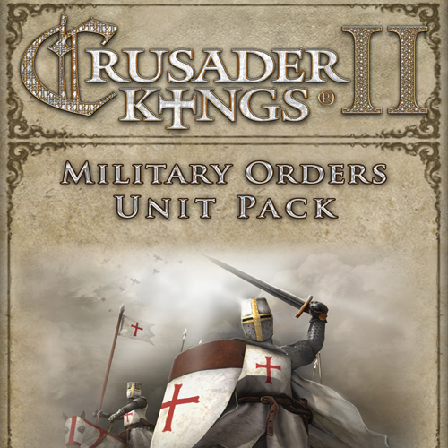 Acheter Crusader Kings 2 Military Orders Unit Pack Clé Cd Comparateur Prix