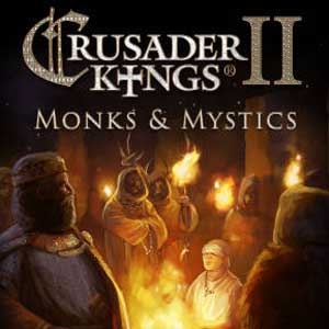 Acheter Crusader Kings 2 Monks and Mystics Clé Cd Comparateur Prix
