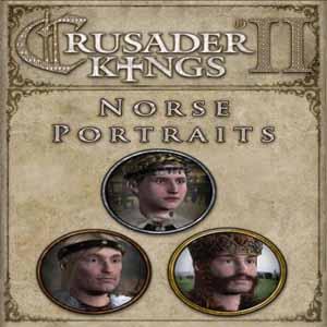 Acheter Crusader Kings 2 Norse Portraits Clé Cd Comparateur Prix