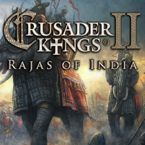 Acheter Crusader Kings 2 Rajas of India Cle Cd Comparateur Prix