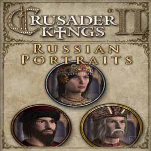 Crusader Kings 2 Russian Portraits