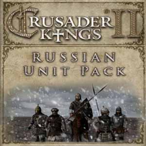Acheter Crusader Kings 2 Russian Unit Pack Clé Cd Comparateur Prix