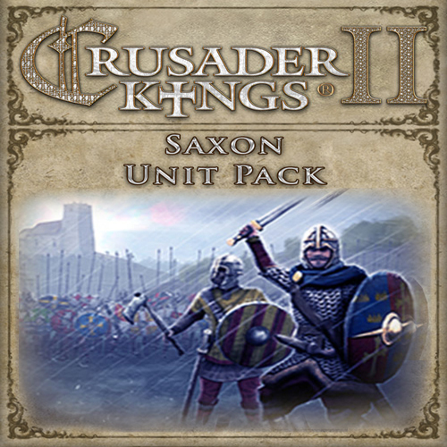 Acheter Crusader Kings 2 Saxon Unit Pack Cle Cd Comparateur Prix