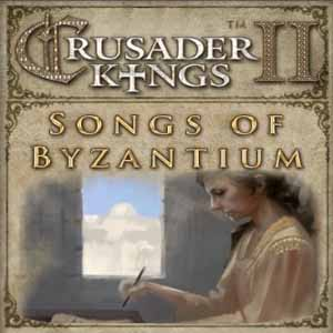 Acheter Crusader Kings 2 Songs of Byzantium Clé Cd Comparateur Prix