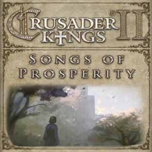 Acheter Crusader Kings 2 Songs of Prosperity Clé Cd Comparateur Prix