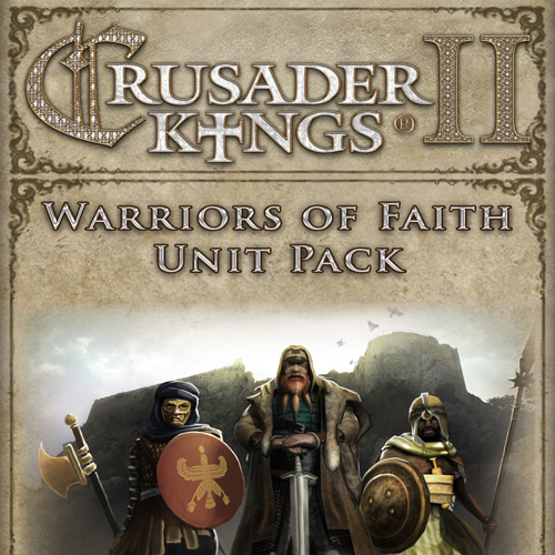 Acheter Crusader Kings 2 Warriors Of Faith Unit Pack Clé Cd Comparateur Prix