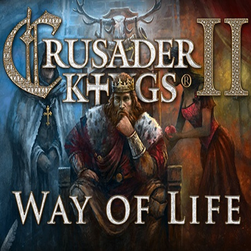 Acheter Crusader Kings 2 Way of Life Clé Cd Comparateur Prix