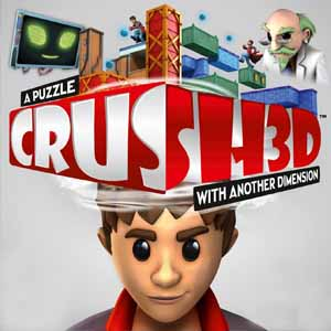 Acheter Crush 3D Nintendo 3DS Download Code Comparateur Prix