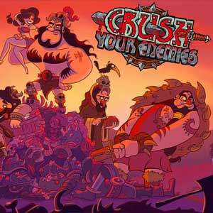 Acheter Crush Your Enemies Clé Cd Comparateur Prix