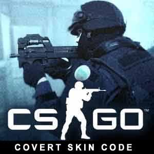 CSGO Covert Skin Code