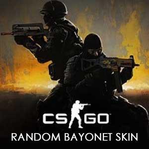Acheter CSGO Random Bayonet Skin Clé Cd Comparateur Prix