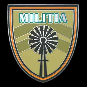 CSGO Series 1 Milita Collectible Pin
