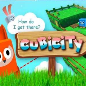 Cubicity Slide puzzle