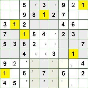 Custom Sudoku
