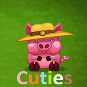 Acheter Cuties Clé Cd Comparateur Prix